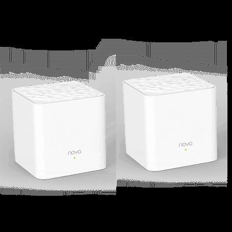 NOVA MW3 TENDA WHOLE HOME MESH WIFI SYSTEM (2-PACK) Tenda