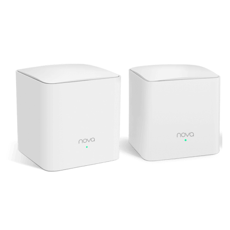 NOVA MW5S TENDA WHOLE HOME MESH WIFI SYSTEM (2-PACK) Tenda