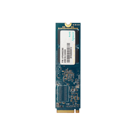 HDD SSD MSATA2 PCIE NVME 120GB APACER AS2280 Apacer