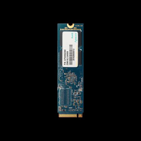 HDD SSD MSATA2 PCIE NVME 240GB APACER AS2280 Apacer