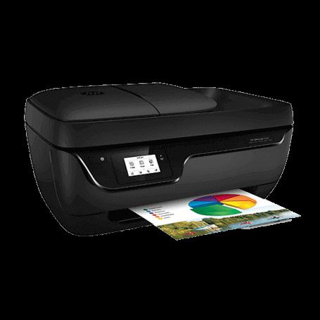 PRINTER 4 IN 1 INKJET COLOR HP 3830