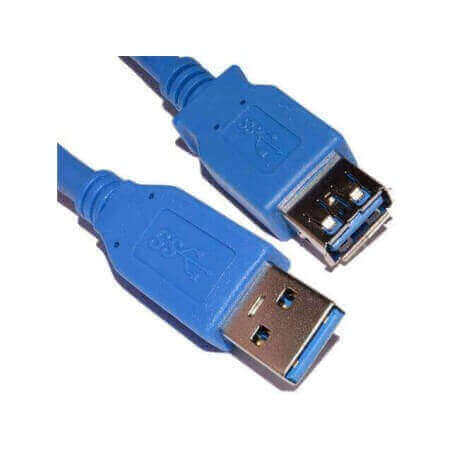 CABLE USB EXTENSION MALE/FEMALE 3M Tenda