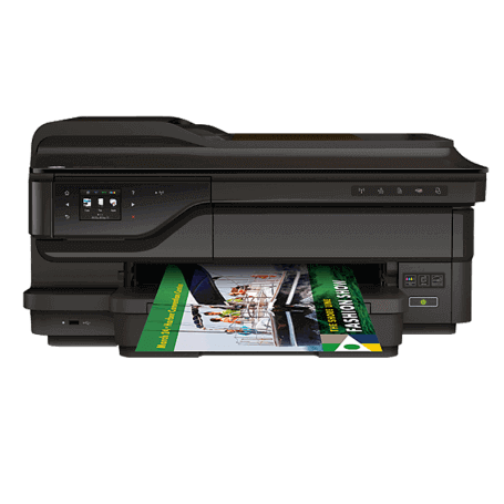 PRINTER 4 IN 1 INKJET COLOR HP 7612 A3