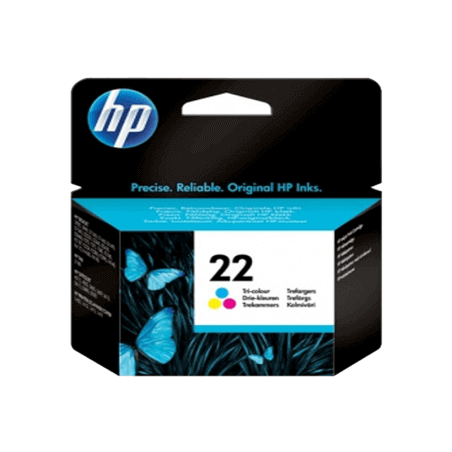 HP INK 22 TRICOLOR Hp
