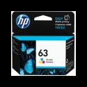 Printer & Scanner INK CARTRIDGE HP 63 COLOR