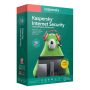 Software Kaspersky Internet Security 2 Devices | 1 Year License