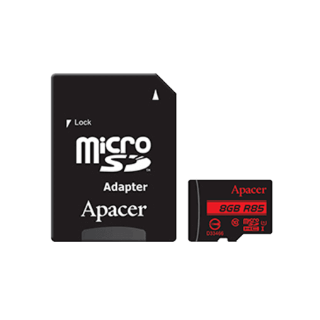 MICRO SD 8GB APACER Apacer