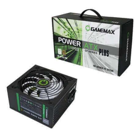 POWER SUPPLY GAMEMAX GP-650