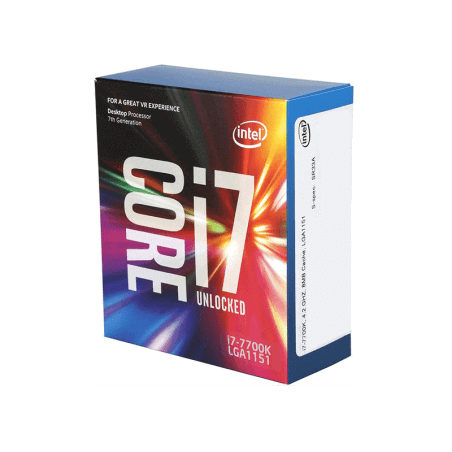 CPU INTEL CORE I7 7700K Intel