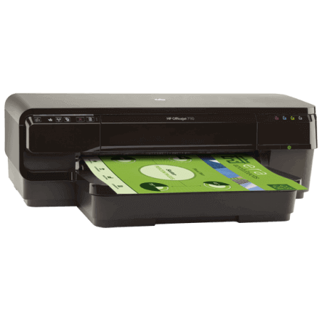 PRINTER INKJET COLOR HP 7110 A3